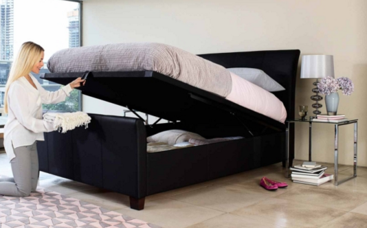 Black Bed Frame