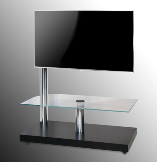 7 Glass TV Stands For A Contemporary Living Room Cute