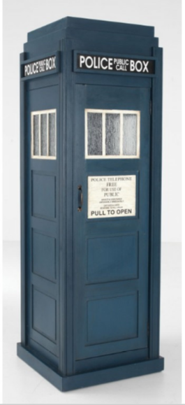 Anglia Police Box