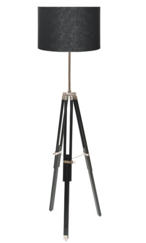 8 stylish black floor lamps for a living room cute furniture uk