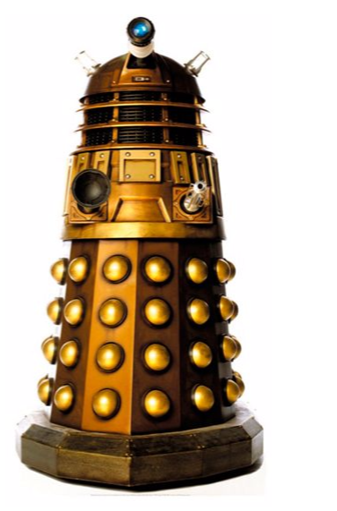 Doctor Who Dalek Caan Life-Sized Cutout