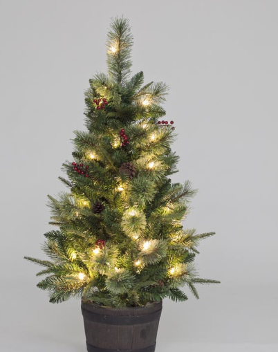 the-seasonal-aisle-4-green-artificial-christmas-tree-with-50-warm-white-led-lig
