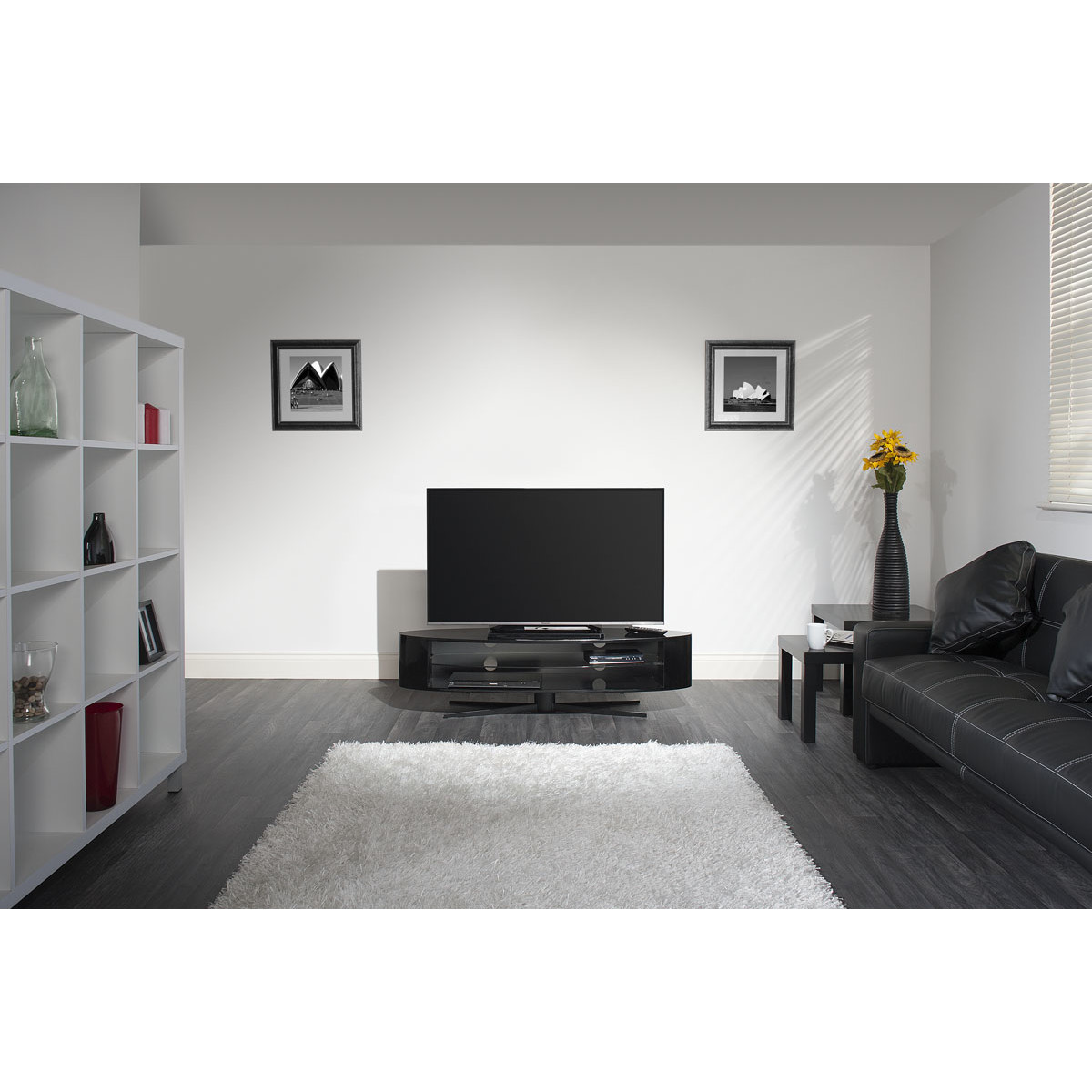 Top 6 Black Tv Units For Your Living Room Cute Furniture Uk