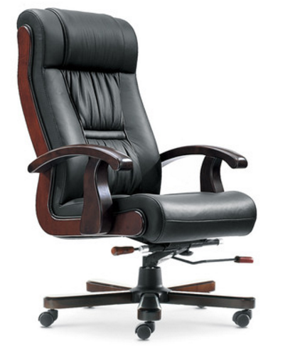 home-haus-high-back-leather-executive-chair