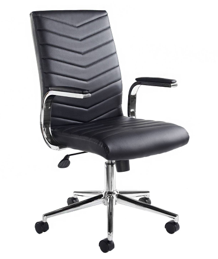 martinez-black-leather-faced-exec-chair