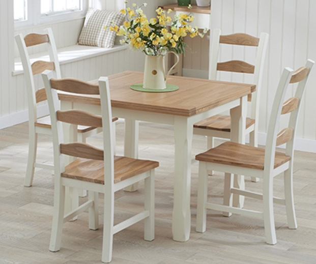 flip-top-oak-and-cream-table-with-chairs-at-furniture