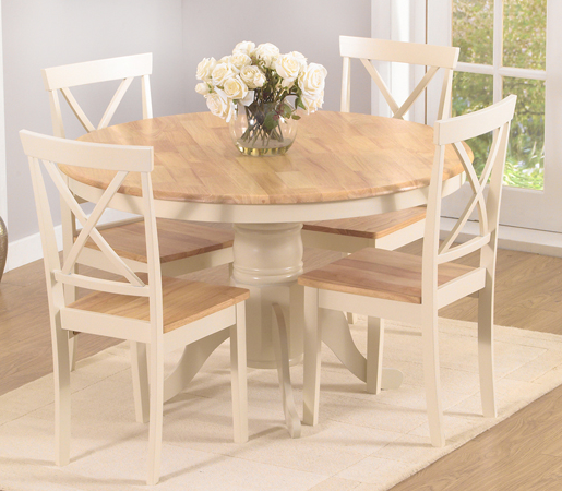 round-pedestal-dining-table-set-with-chairs
