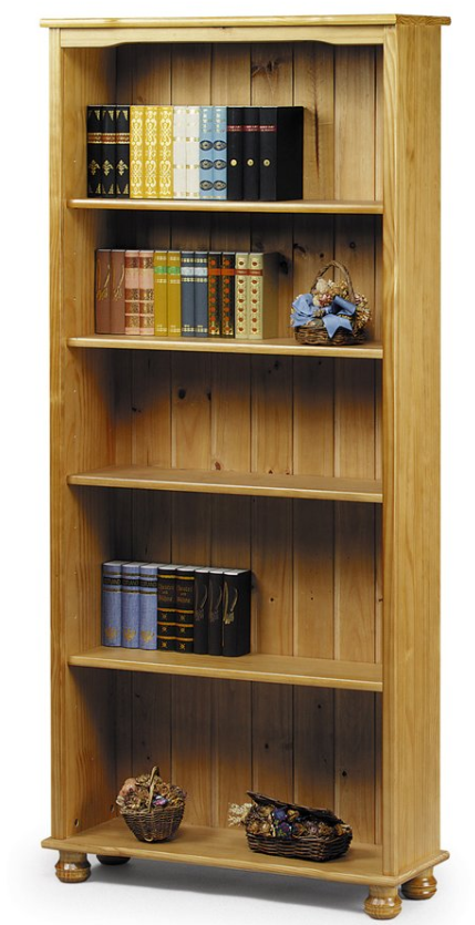 all-home-barton-standard-bookcase