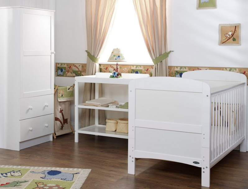 Grace 3 Piece Nursery Furniture Set