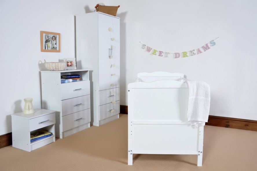 Top 5 White Nursery Furniture Sets Cute Uk