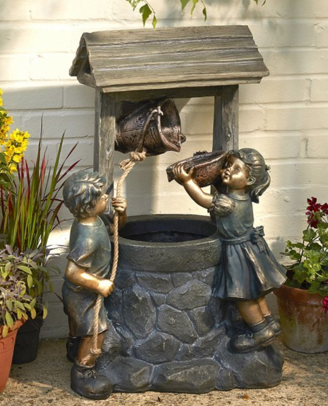 bel-etage-jack-and-jill-resin-fountain