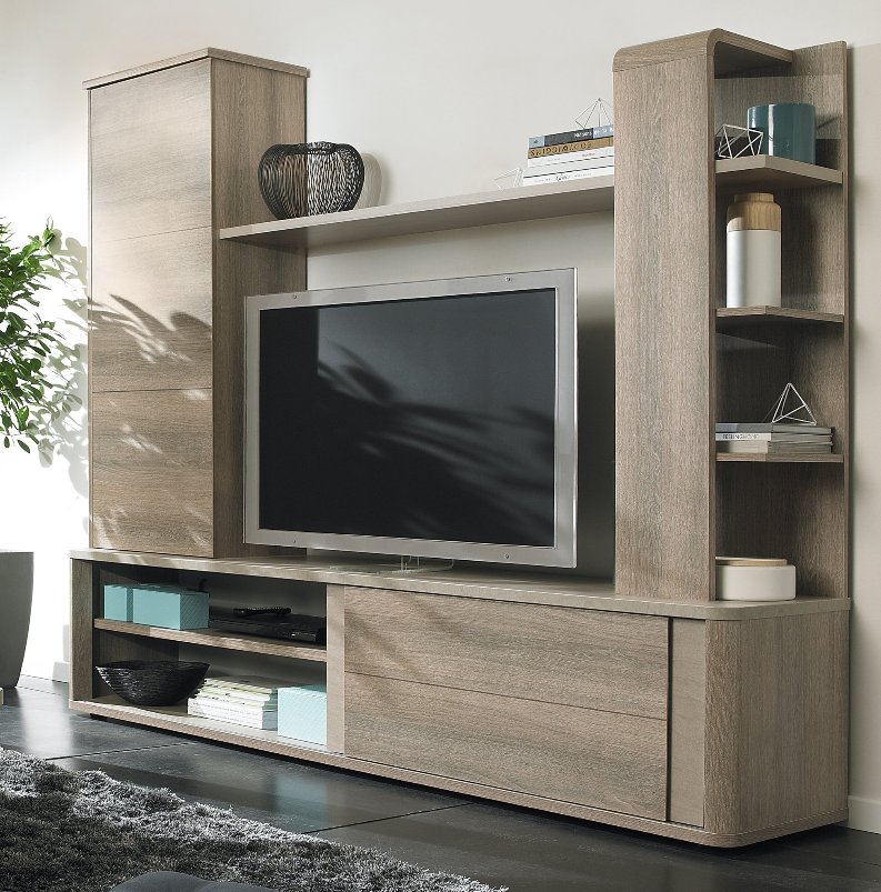 6 Stylish Entertainment Centers For A Contemporary Home