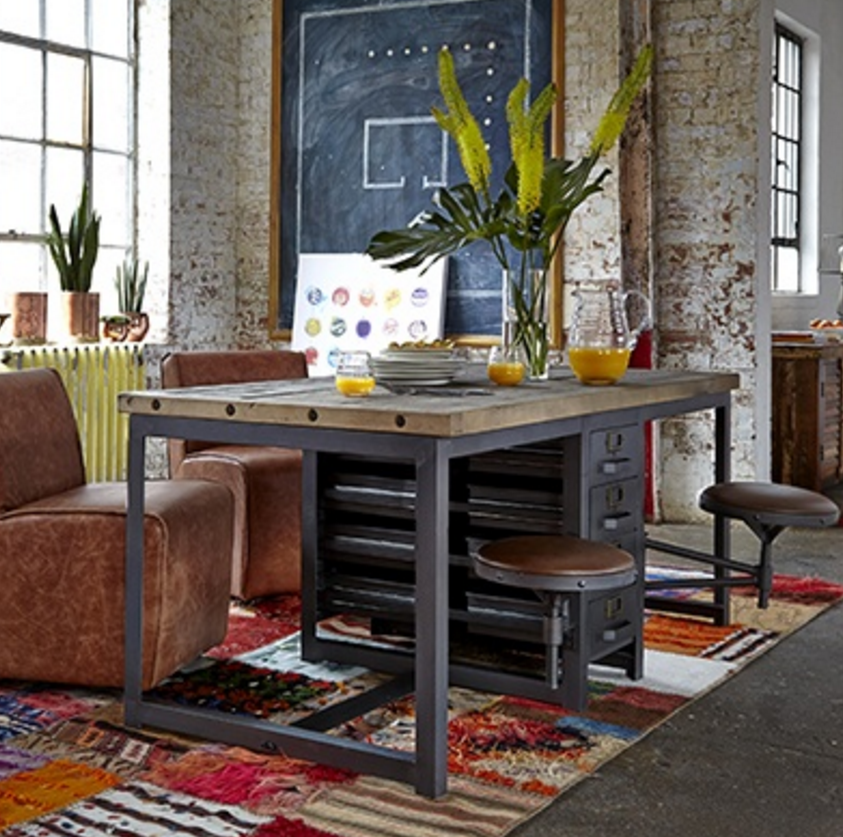 astoria-metal-office-desk-with-2-swing-seats