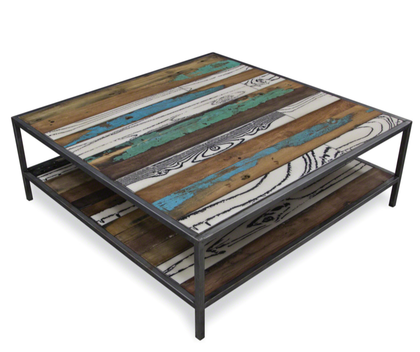8 Beautiful Coffee Tables. Bt1 1 Recycled Boat Wood Table