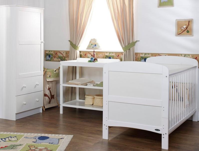 Grace 3 Piece Nursery Furniture Set